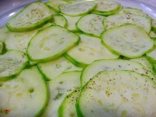 Los beneficios del calabacín o zucchini para la salud