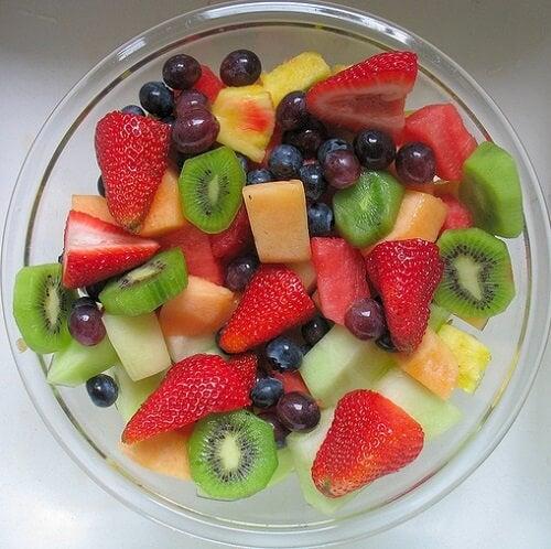 Cómo añadir más frutas a la dieta adecuadamente