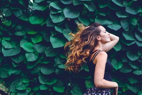 Aceites para hacer crecer el cabello