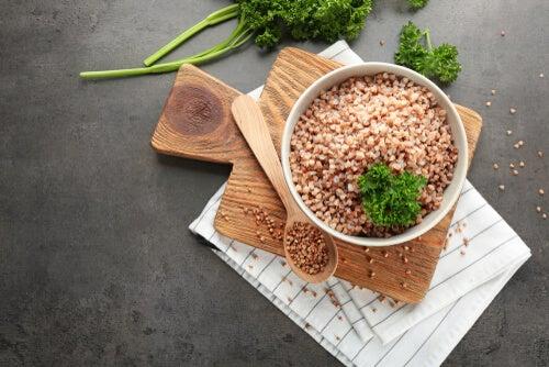 El trigo sarraceno: ¿una alternativa sin gluten?