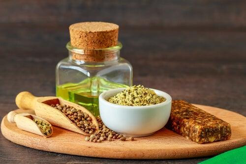¿Es bueno comer semillas de cáñamo?
