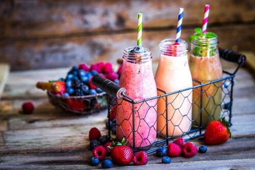 Consejos para hacer los mejores smoothies