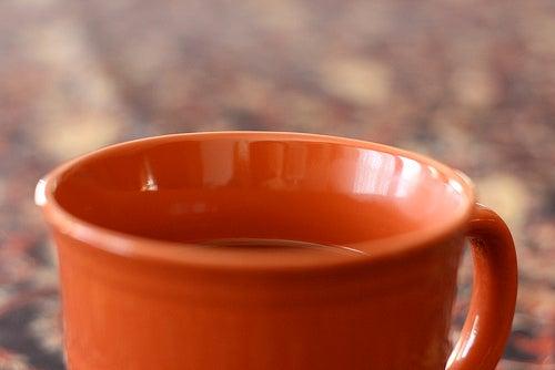 Beber té rojo ayuda a perder peso