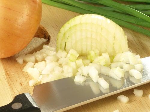 16 usos de la cebolla