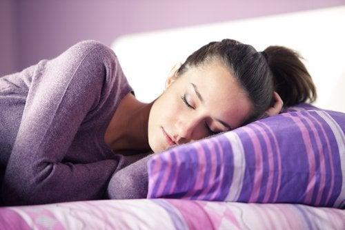 Remedios naturales para dormir mejor