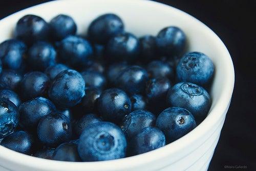 Frutas beneficiosas cuando se sufre de candidiasis
