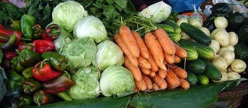 Keneth verduras