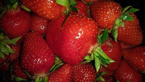 Las fresas, una fruta muy beneficiosa para el organismo