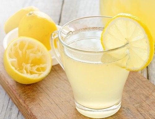 Las propiedades del limón