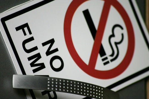 No fumar