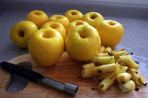 Propiedades digestivas de la manzana 2