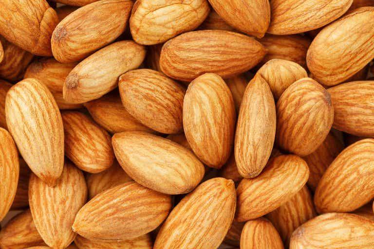 Almendras: descubre las propiedades de estos frutos secos