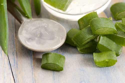 Remedios herbales para el cuidado de la piel