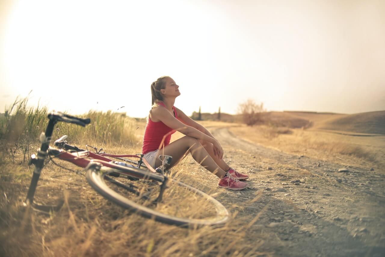Beneficios de andar en bicicleta.