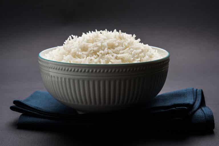 Beneficios de incluir el arroz basmati en la dieta