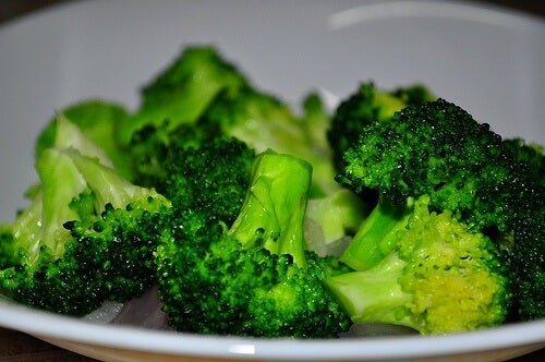 Brócoli cocinado