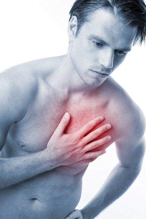 cuales son los sintomas de un infarto