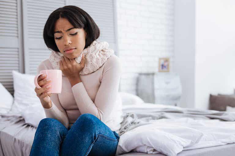 7 remedios caseros para el dolor de garganta