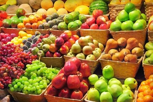 Frutas y semillas para la salud