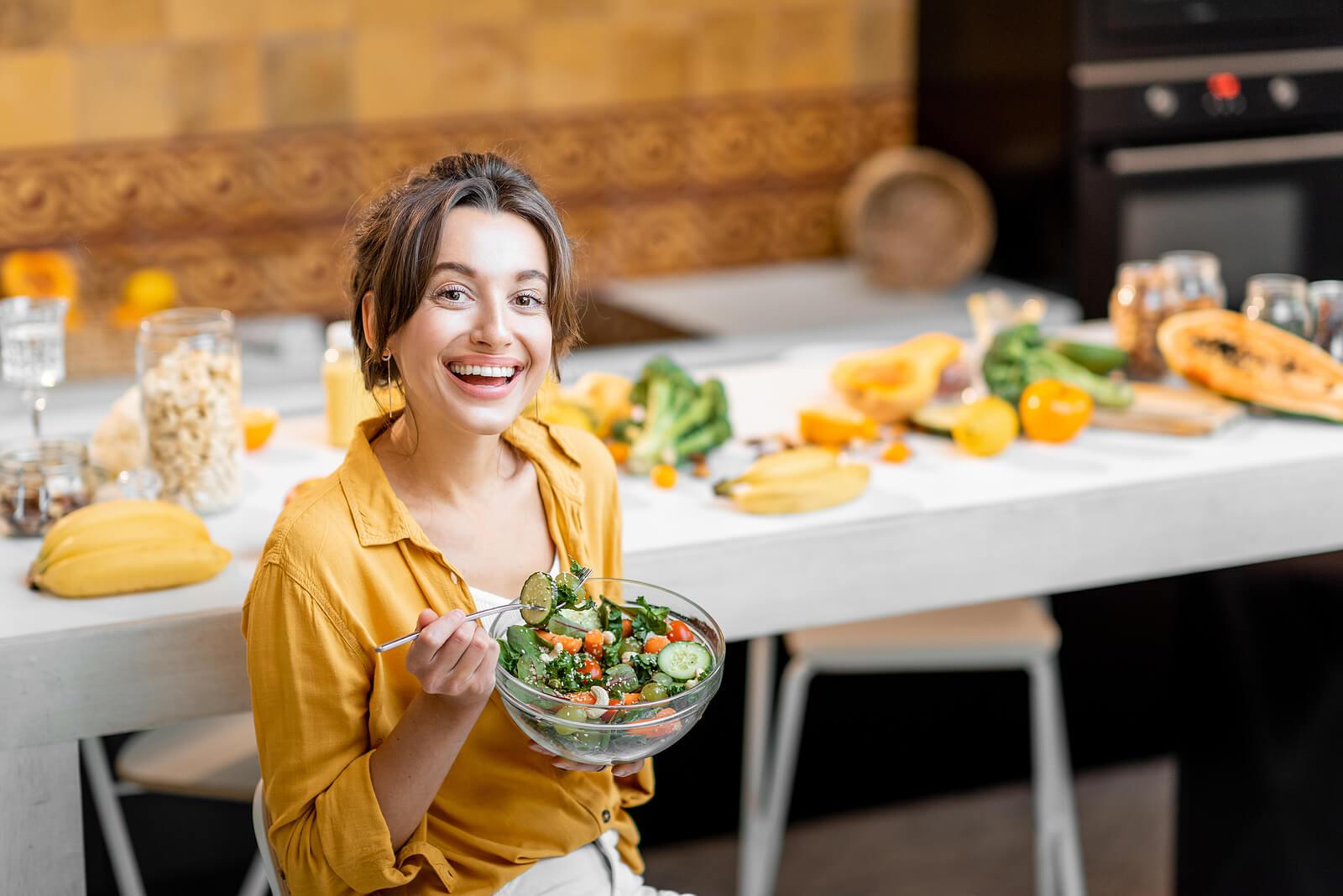Hábitos saludables que ayudan a hacer la digestión