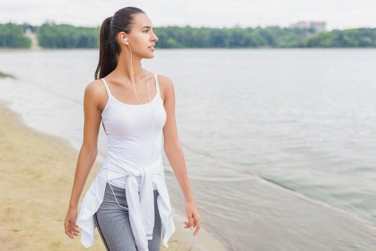 Beneficios de caminar todos los días