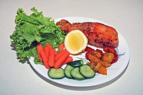 salmon choo