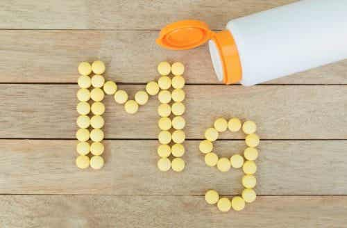 ¿El déficit de magnesio produce síntomas?