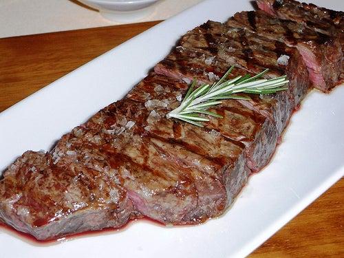 Bicarbonato de sodio para cocinar carne