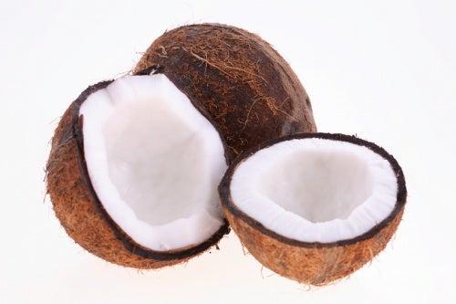 Cocos, crema de coco