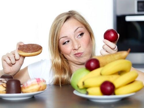 Cómo comer conscientemente: toda la comida es buena