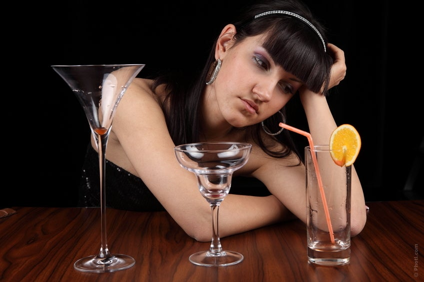 Depresion y alcohol