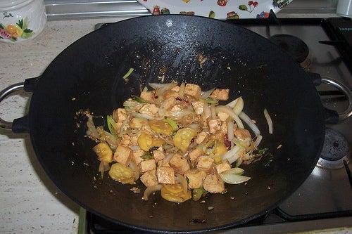 El wok, una manera saludable y rapida de cocinar