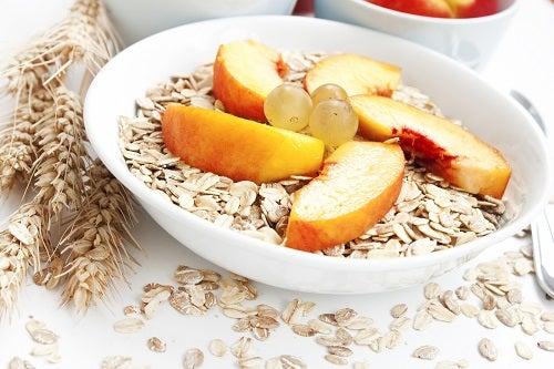 cereales integrales para aumentar tu energía