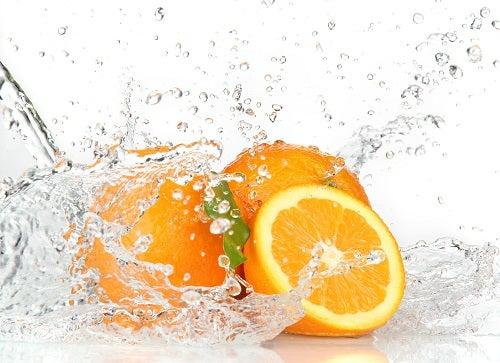 Los cítricos cuentan con una gran carga de vitamina C.