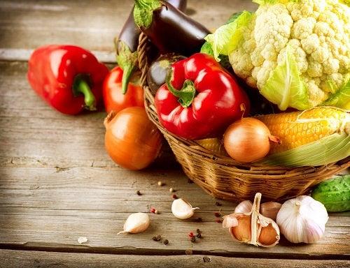 Vegetales (verduras)