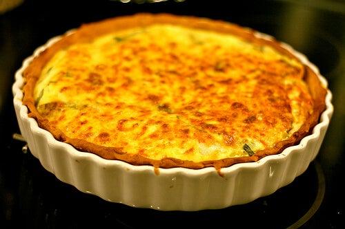 Tartas de calabaza y queso