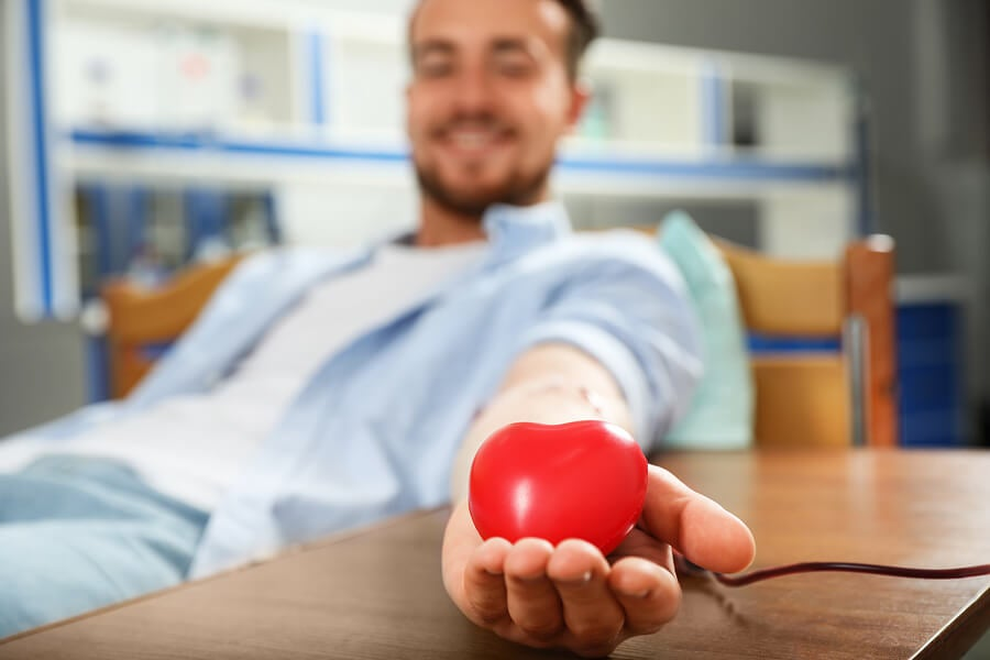 ¿Por qué es bueno donar sangre?