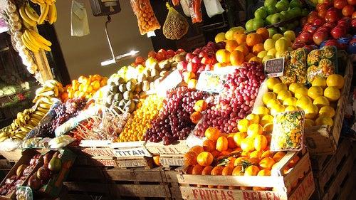 frutas fresca