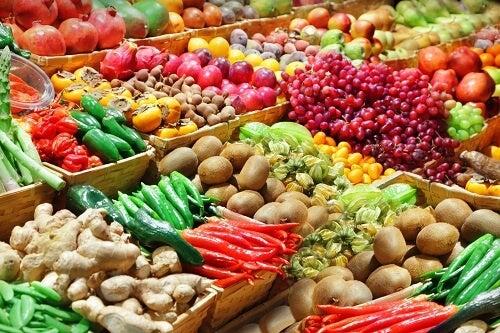 Dieta y suplementos para el cambio de estación