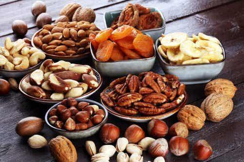Los frutos secos más saludables