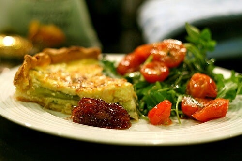 Tres fabulosas recetas de tartas vegetarianas