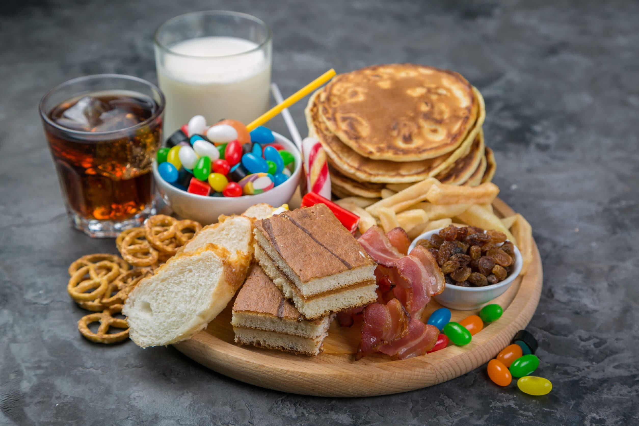 La digestión con ciertos alimentos.