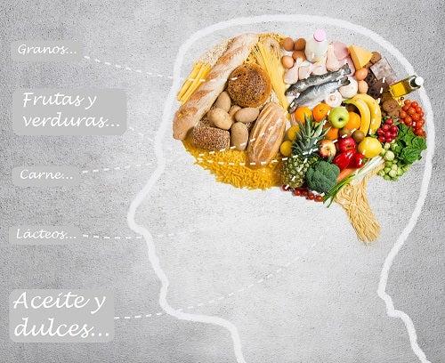 Alimentos para la salud del cerebro
