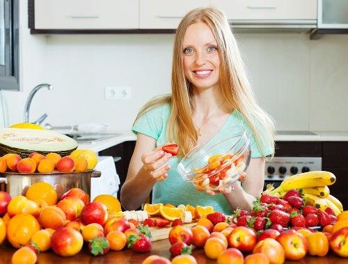 La frutoterapia y sus beneficios para la salud