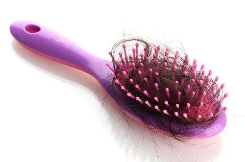 ¿A qué se debe la pérdida del cabello?