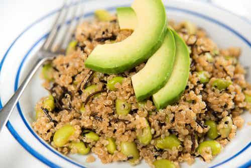 Beneficios nutricionales de la quinua
