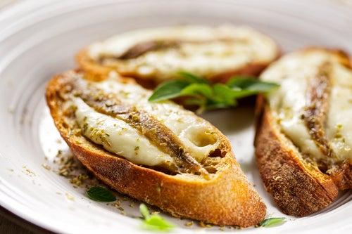 Las sardinas son ricas en calcio para los huesos