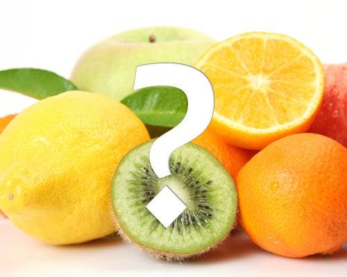 Cinco frutas que aportan gran cantidad de vitamina C