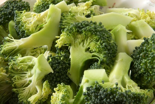 Alimentos ricos en vitamina k