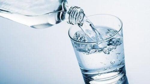 Beneficios de beber agua.